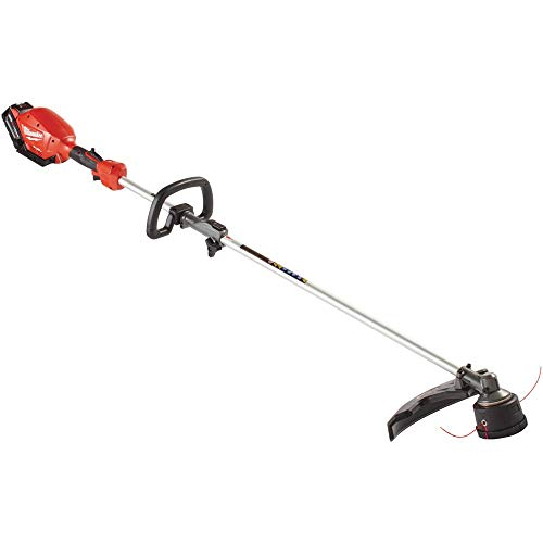Milwaukee M18 Fuel 18-Volt Lithium-Ion Brushless Cordless String Trimmer with Quik-LOK Attachment Capability and 9.0 Ah Battery