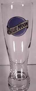 Blue Moon Pilsner Glasses - Set of 4 - Brewery Glassware