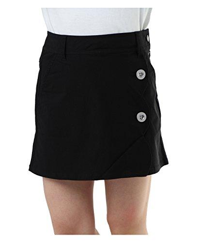 オプスト レディース ゴルフウェア スカート イージースカート OP220308H01 BK S