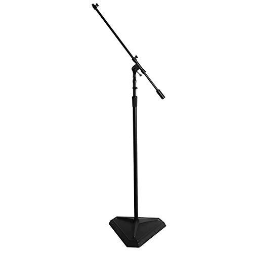 Hex Base Studio Stand - On Stage SMS7630B Hex Base Studio Stnd W/Tele Boom