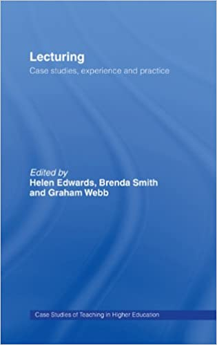 Amazon com: Lecturing: Case Studies, Experience and Practice