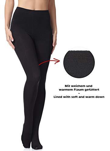 Merry-Style-Damen-Thermo-Strumpfhosen-Leggings-mit-Innenfleece-24555-Extra-Warm