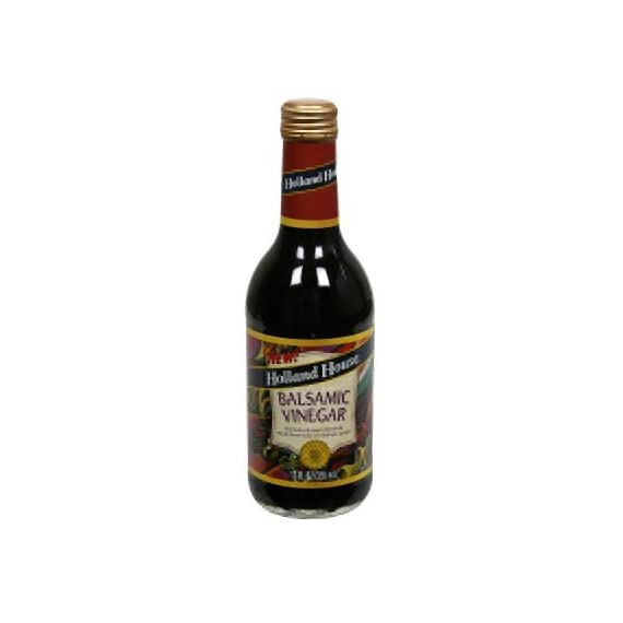 Holland House Vinegar Balsamic, 12 oz 1 Holland House Vinegar Balsamic, 12 oz. Best quality product Gluten-free and Non-GMO, Effervesce combines Authenticity with Elegance and Prestige