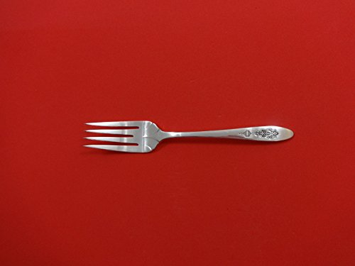 Bird of Paradise by Community Plate Silverplate Salad Fork 6
