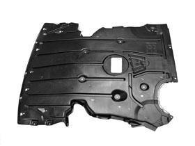 Amazon Com Bmw E90 E92 Undercar Shield Front Center Oem
