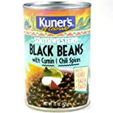 Kuners Bean Black Spice, 15 oz