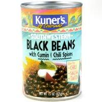 Kuners Bean Black Spice, 15 oz ()