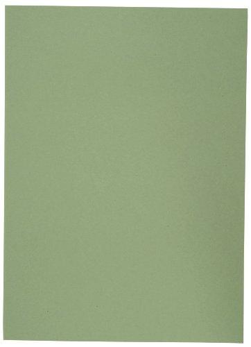 Elba 32450BL cartella, 250g/qm, in cartone manila, per fogli A4100DIN circa, 100pezzi, blu Cartella porta documenti rot Hamelin GmbH 100091655