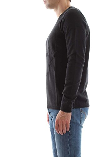 CALVIN KLEIN J30J304655 BLACK CAMISETA Hombre BLACK M