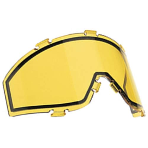JT Spectra Thermal Paintball Goggle Lens (Yellow) (Spectra Thermal)