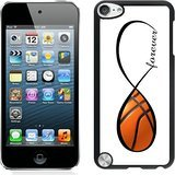 Basketball Forever Basketball Infinity Forever Ipod Touch 5 Case Black Cover