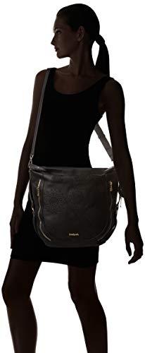 Negro marteta Noir sac noir aleida Desigual 18waxpbr Wq8CYxwaB
