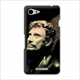 Case Carcasa Sony Xperia M5 Johnny Hallyday - - regard N ...