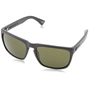 Electric Visual Knoxville XL Matte Black Sunglasses