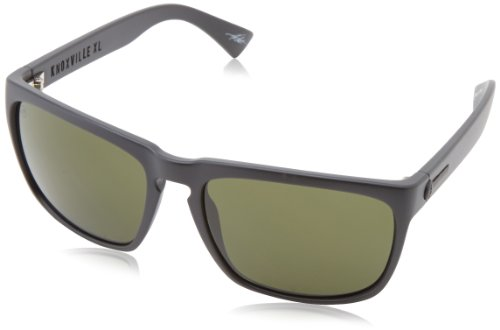 Electric Visual Knoxville XL Matte Black - Sunglasses Mens Electric