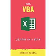 Excel VBA: Learn Excel VBA Programming in 1 Day