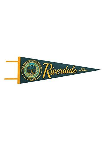 Riverdale High School Felt Pennant (Pennants Spirit School)