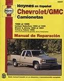 Haynes Chevrolet S-10 1994-1996, Haynes Publications Staff, 1563922045