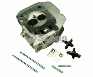 [Stens 515-790 Cylinder Head Assembly, Not compatible with greater than 10% ethanol fuel, Replaces Honda: 12200-ZF6-406] (Generator Head Assembly)