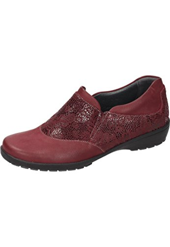 Rot Damen 4 slipper Comfortabel Damen slipper Comfortabel Rot w7rOq7