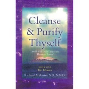 Wash away & Purify Thyself. Book One: The Cleanse