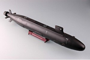 1/144 YSS SSN-21 Sea Wolf Sub by Trumpeter Models