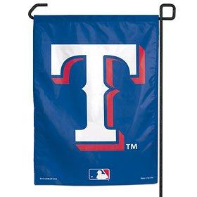 "MLB Texas Rangers WCR68409011 Garden Flag, 11"" x 15"""