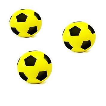 E-Deals Esponja de Espuma Suave Fútbol Balón de fútbol para ...