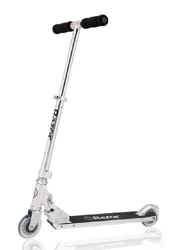 Razor A4 Kick Scooter Clear