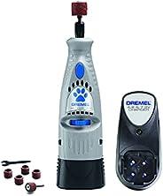 BOSCH Dremel 7300-PT 4.8V Cordless Pet Dog Nail Grooming & Grinding Tool, Safely & Humanely Trim Pet &