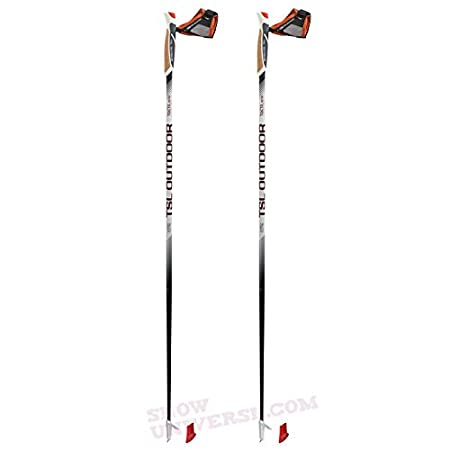 TSL Outdoor Tactil C100 Spike - Bâtons Marche Nordique