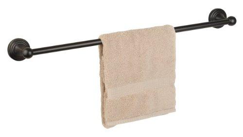 Dynasty Hardware DYN-8324-ORB Naples 24-Inch Single Towel Bar, Oil Rubbed Bronze Dynasty Single