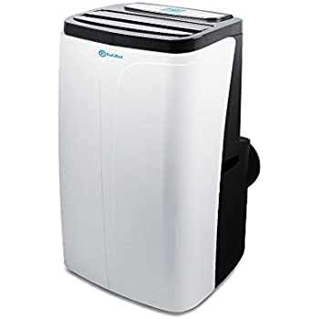app enabled rollicool portable air conditioner quiet 14 000 btu ac with. Black Bedroom Furniture Sets. Home Design Ideas