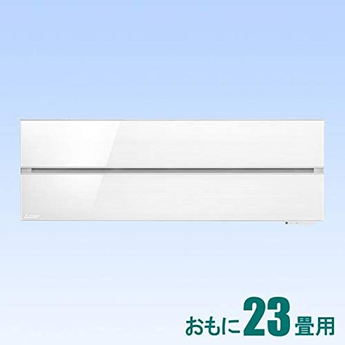 三菱 【エアコン】霧ヶ峰Styleおもに23畳用 (冷房:20~30畳/暖房:19~23畳) FLシリーズ 電源200V (パウダースノウ) MSZ-FL7120S-W
