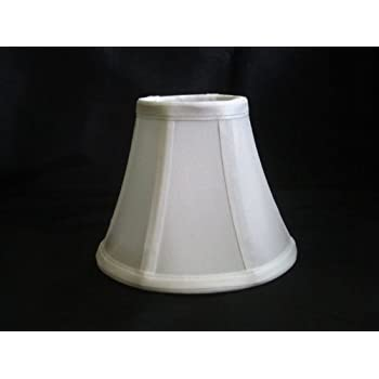 Urbanest 1100329 Chandelier Lamp Shades 6 Inch Bell Clip