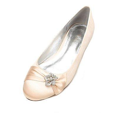Plat Printemps Ballerine meilleur 5 Paillette 7 Chaussures mère Fleur Eté pour Satin cadeau en Chaussures femme Talon Femme de et Satin rond us6 uk4 Strass Confort Bout cn37 mariage eu37 5 Le 5 Tzwqz