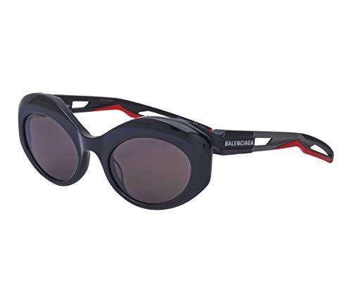 Sunglasses Balenciaga BB 0053 S- 001 Black/Grey