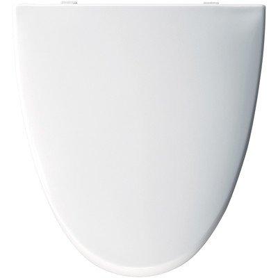 American Standard Elongated Solid Plastic Toilet Seat