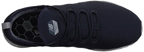 New Balance Mens Arishi V1 Fresh Foam Running Shoe Navy / Grigio