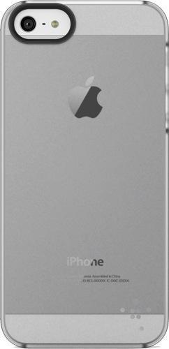Belkin Clear Case Iphone (Belkin Clear Shield Sheer Luxe Case for Apple iPhone 5 - F8W162vfC01)