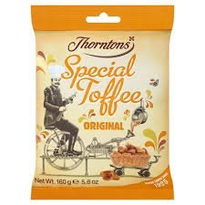 Thorntons Original Special Toffee, Two 5.6 oz bags