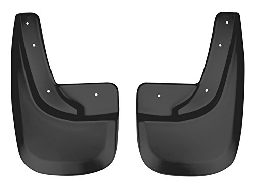 Husky Liners Rear Mud Guards Fits 07-10 Explorer Sport Trac ()