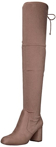 by Charles Women's Charles Boot Taupe David Owen Fashion 8rqdWrfw