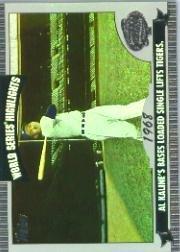- 2004 Topps World Series Highlights Baseball Card #AK Al Kaline