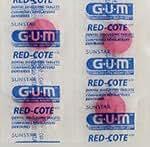 Butler G-U-M Red-cote Dental Disclosing Tablets - Package of 248 tablets