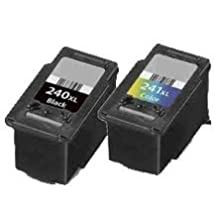 Canon PG-240/CL-241 Compatible Ink Cartridge Combo Pack - Buy Direct!