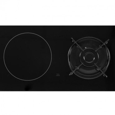 CONTINENTAL EDISON CECPM2G2 Table de cuisson mixte gaz ...