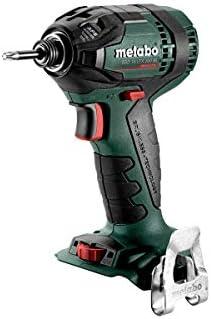 Metabo – 18V 1 4 Hex Brushless Impact Driver Bare 602396890 18 LTX 200 BL bare , Impact Drivers Impact Wrenches
