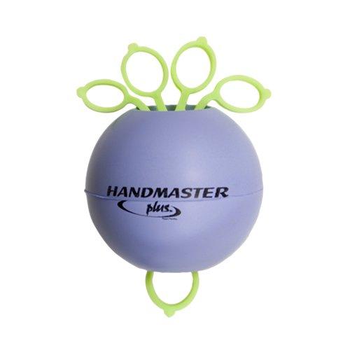 Handmaster Plus Hand Exerciser, Early Rehabilitation, Purple