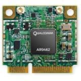 AR9462 AR5B22 Combo WiFi 2.4G/5G & Bluetooth 4.0 module, 802.11 ABGN Dual Band, 2T/2R Mini PCI-Express Half-Size Module,...